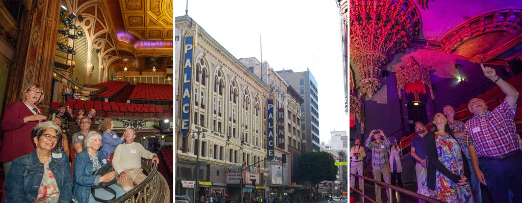 ** CANCELED ** Broadway Historic Theatre and Commercial District Walking Tour