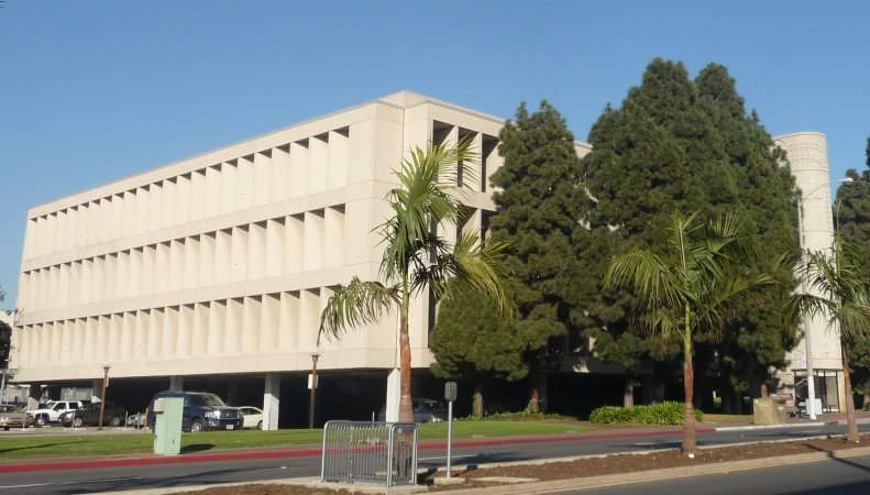 Inglewood Civic Center