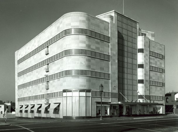 Coulter's Department Store (Demolished)   Los Angeles Conservancy