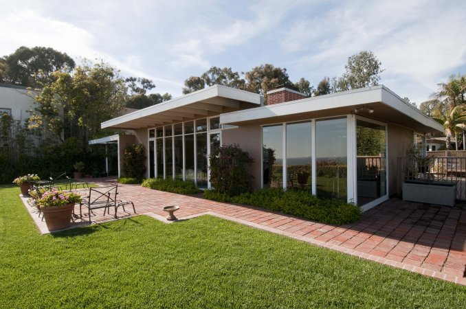 Case Study House architect Rodney Walker s      design for his own family         Curbed LA