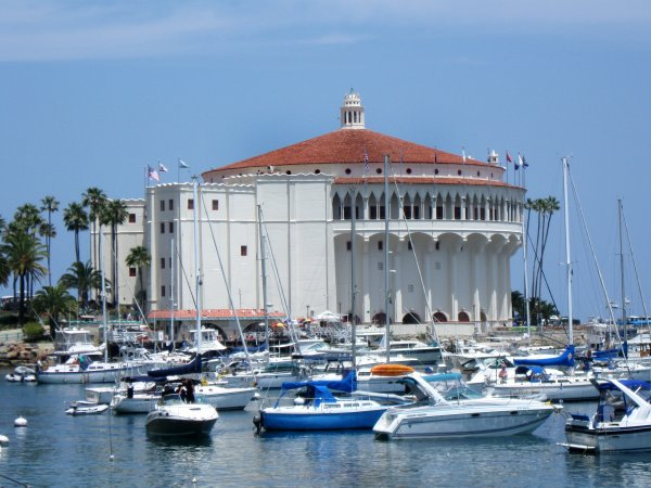 catalina casino