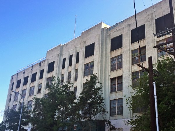 lincoln heights jail history