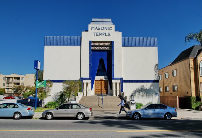 North Hollywood Masonic Lodge | Los Angeles Conservancy