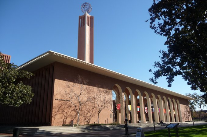 University of Southern California - Modern Buildings | Los Angeles Conservancy & University of Southern California - Modern Buildings | Los Angeles ...