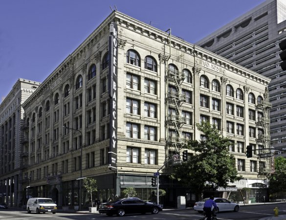 Barclay Hotel Downtown Los Angeles