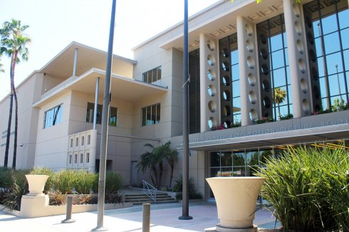 Don Lee Mutual Broadcast Building