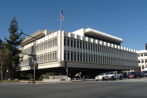 Glendale Municipal Services Building
