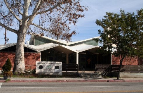 Los Angeles Public Library, Canoga Park Branch (former)