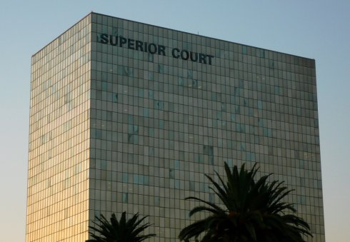 Los Angeles Superior Court Tower