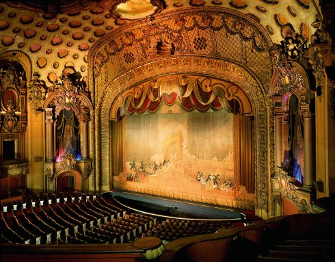 Broadway Theater Tour Los Angeles