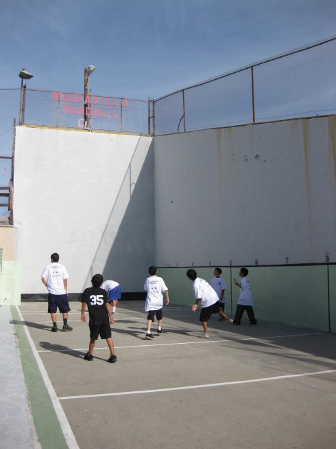 Maravilla Handball Court and El Centro Grocery