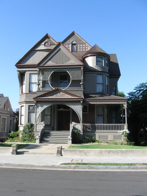 Victorian Style Sessions House Angelino Heights