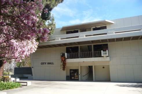 West Covina City Hall